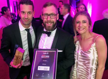 Innovation and Technology Award Winners