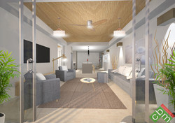 T1 Apartments Type 1 - Kitchen and Living 2.JPG