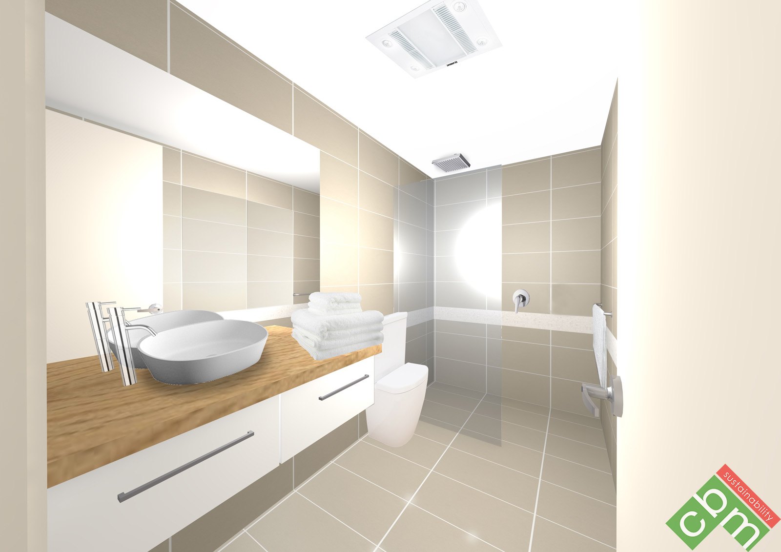 T2 Apartment Type 2 - Bathroom.JPG