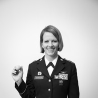 Heidi Schuler, US Army National Guard