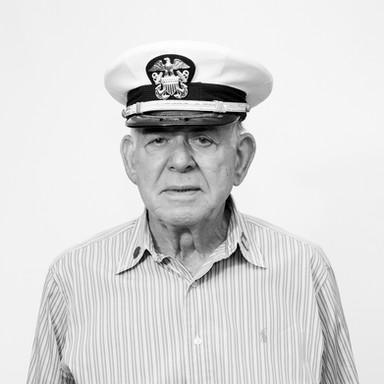 Harold James Vaughn, US Navy