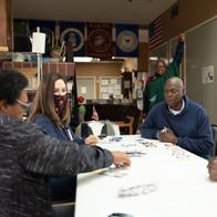 Building a Veteran Community