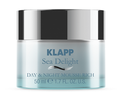 Sea Delight Day & Night Mousse Rich