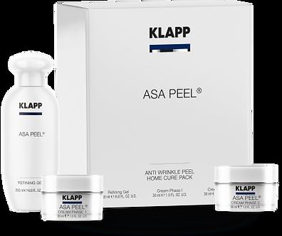 ASA PEEL ® Anti Wrinkle Peel Home Cure Pack