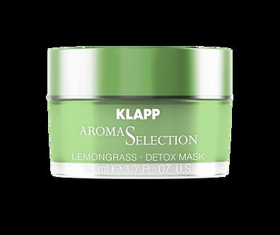 Lemongrass Detox Mask
