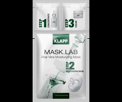 Aloe Vera Moisturizing Mask
