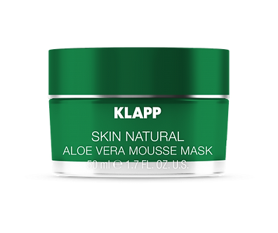 Skin Natural Aloe Mousse Mask