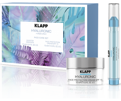 Hyaluronic Face Care Set - Sommerspecial