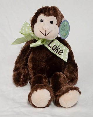 Monkey Plush Animal