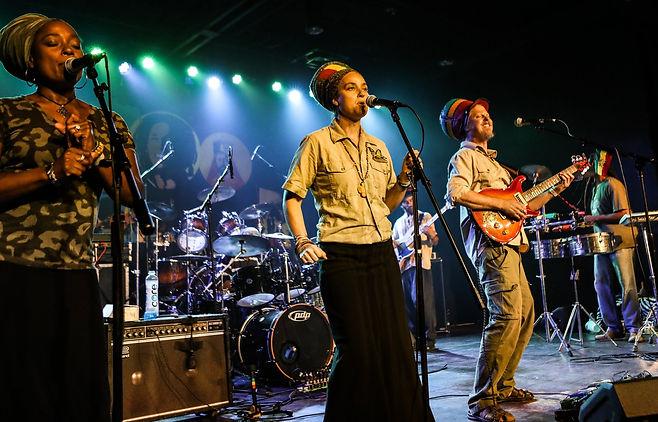 Jahson and the Natty Vibez | Iriesun Reggae Festival