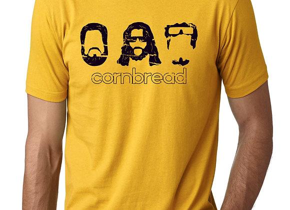 CornBread Faces T-Shirt