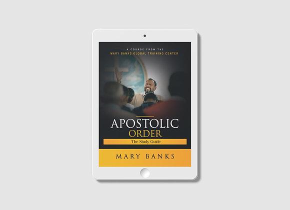 Apostolic Order - E-Book