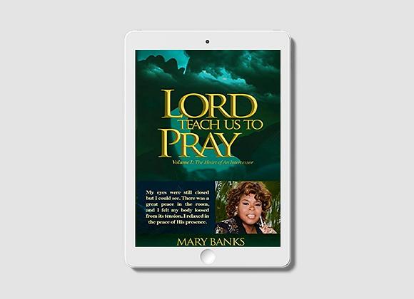 Lord Teach Us To Pray -  E-Book