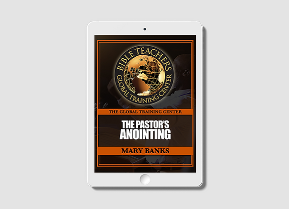 The Pastor's Anointing  -  E-Book