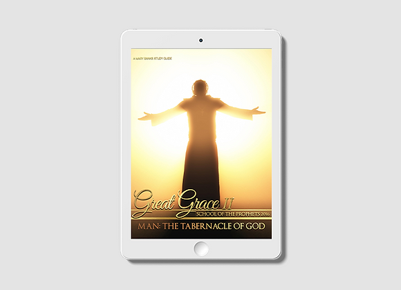 Great Grace: The Tabernacle of God -  E-Book