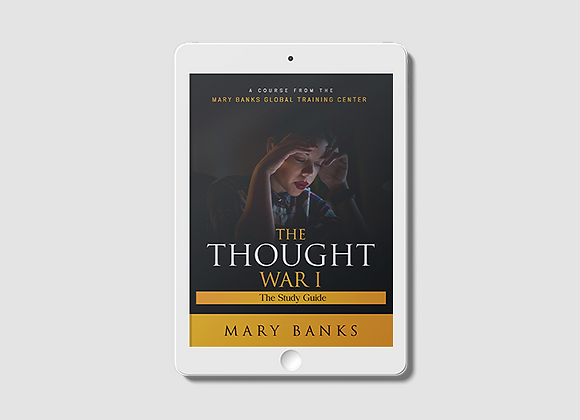The Thought War I - E-Book