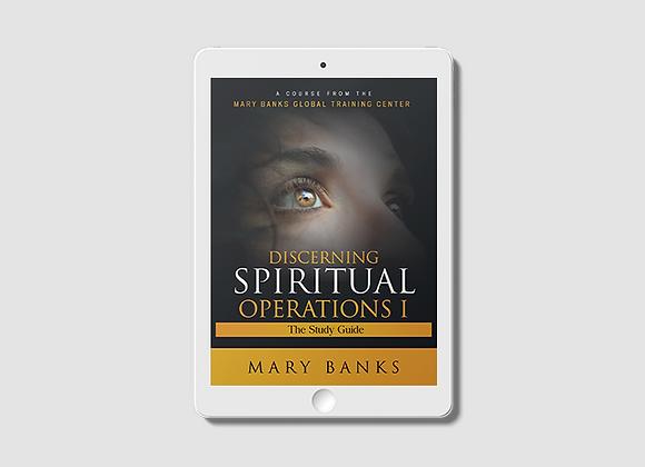 Discerning Spiritual Operations- E-Book