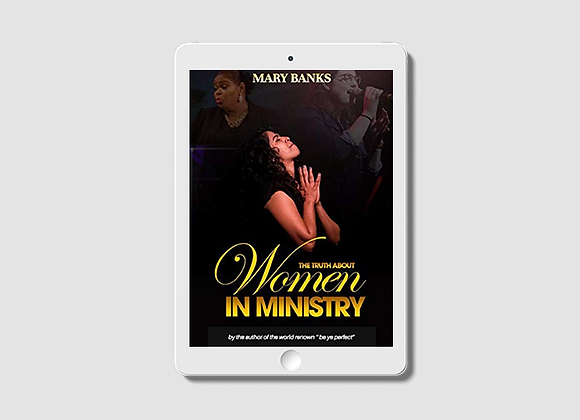 The Truth About Women in Ministry -  E-Book