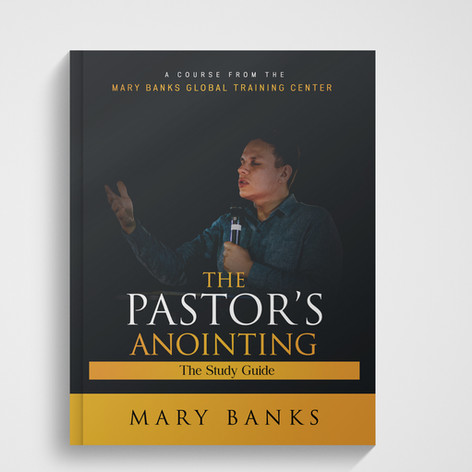 The Pastor's Anointing - Course