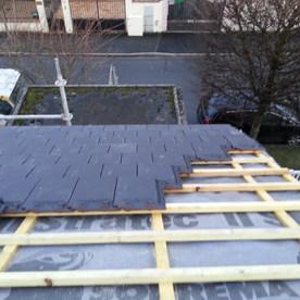 Realisation toiture