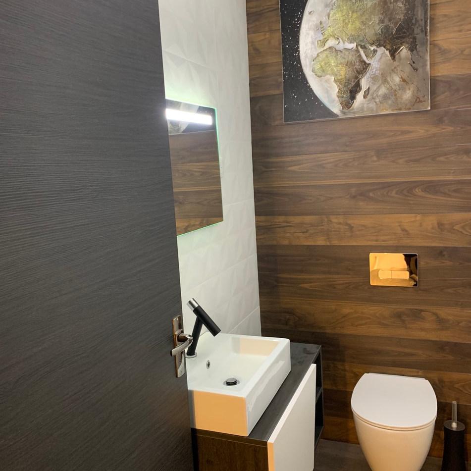 Création WC