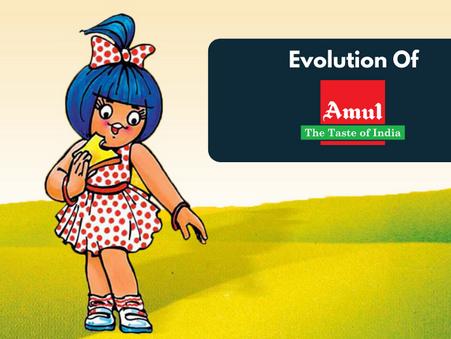 Retaliation to Development- The Evolution of Amul