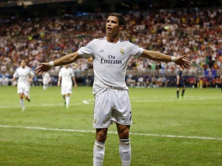 Dear Ronaldo, By Punya Chowksey