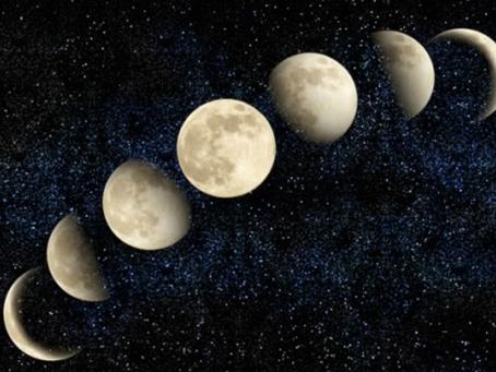 月とのかかわり