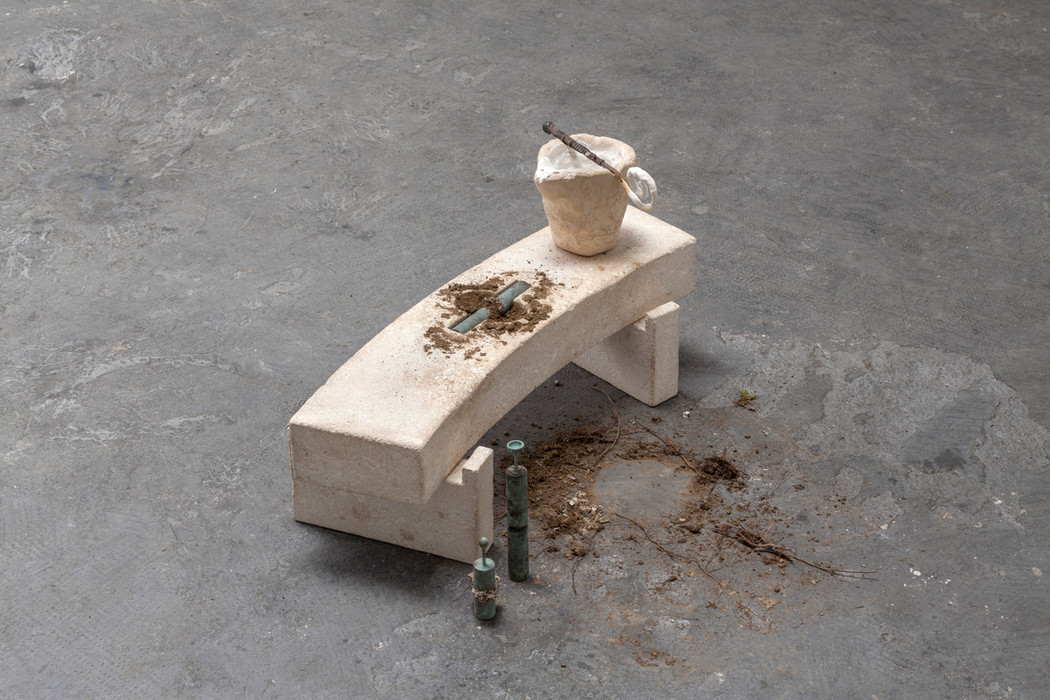 installation view at Giorgio Galotti, Turin (IT)