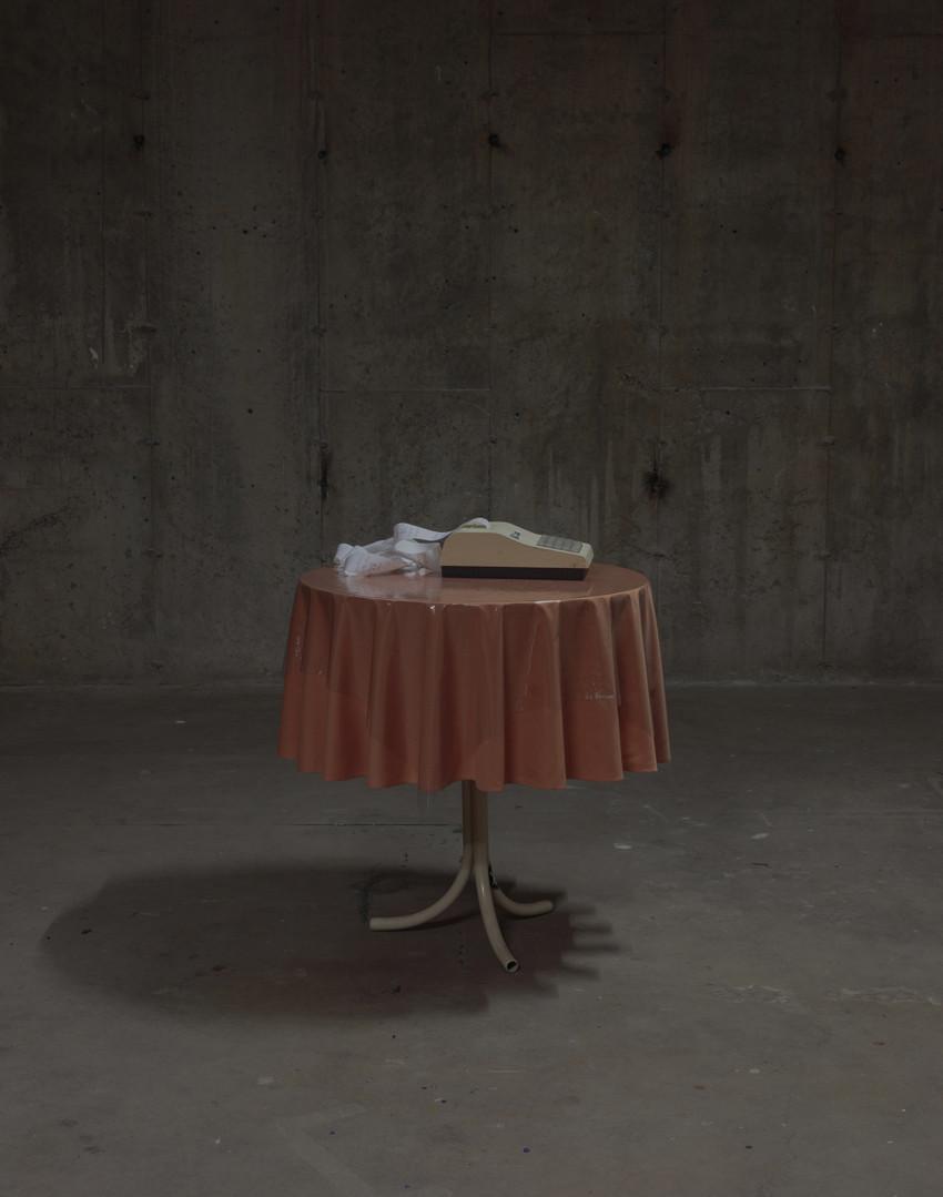 La Terrasse, 2019 (detail)