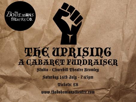 The Uprising A Cabaret Fundraiser