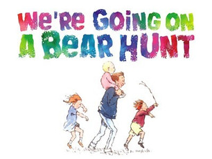 We're Going on a Bear Hunt UK and International Tour