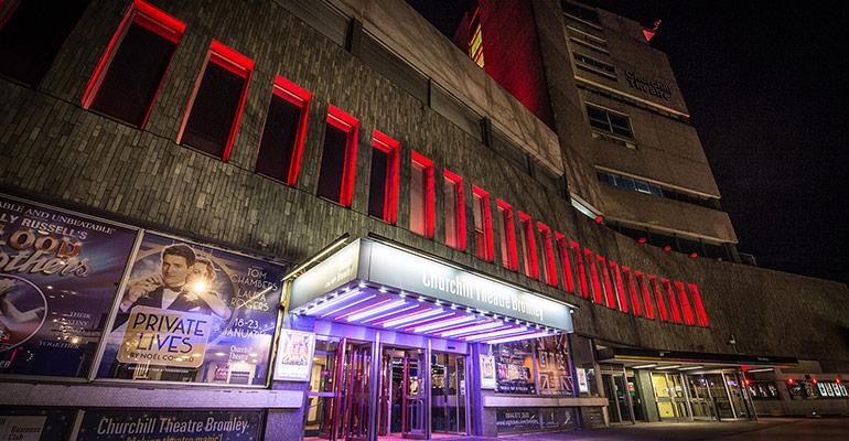 Churchill Theatre Bromley