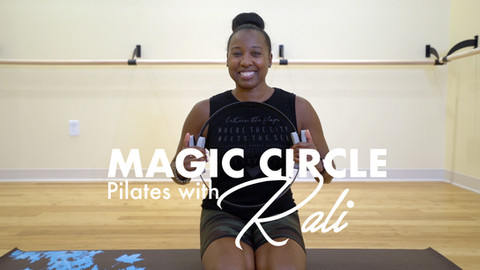 MAGIC CIRCLE: KALI