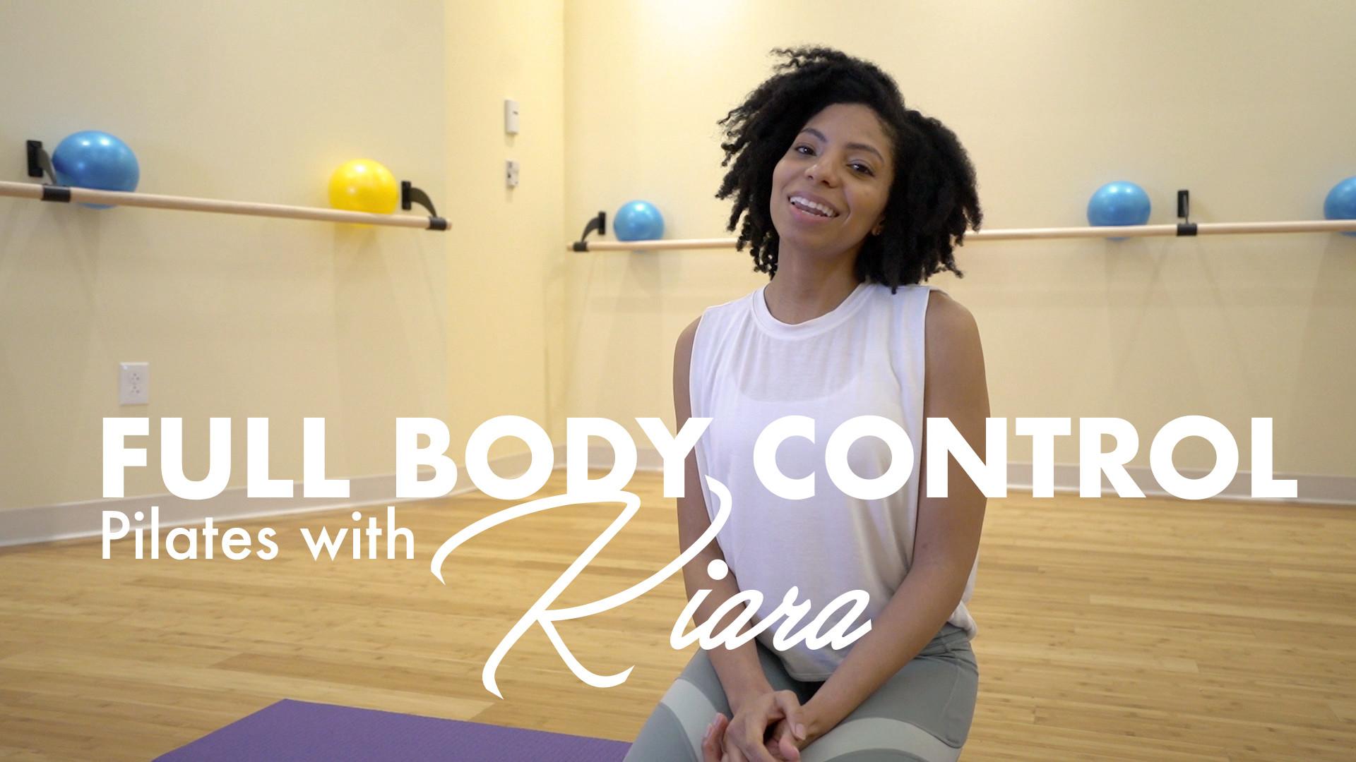 FULL BODY CONTROL: KIARA