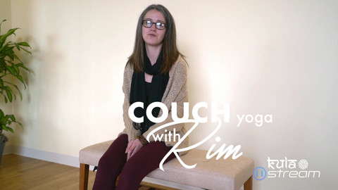 COUCH YOGA: KIM