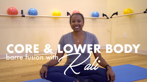 CORE & LOWER BODY: KALI