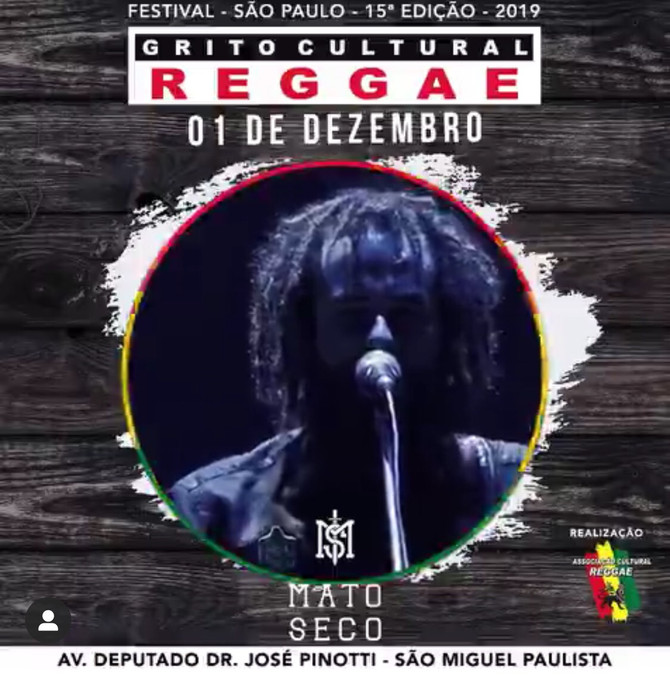 BANDA MATO SECO FAZ SHOW GRATUITO EM SÃO PAULO