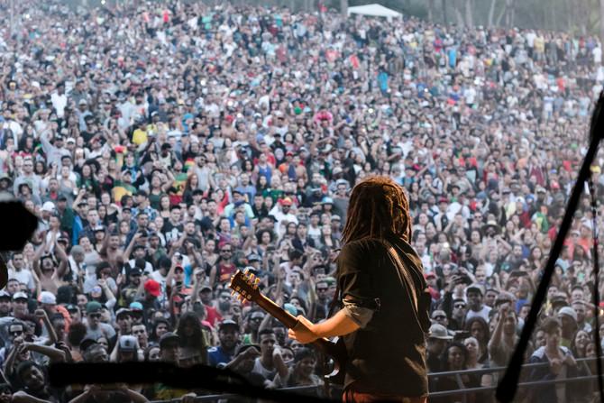 Com recorde de público, Mato Seco fez show para 20 mil pessoas em São Paulo