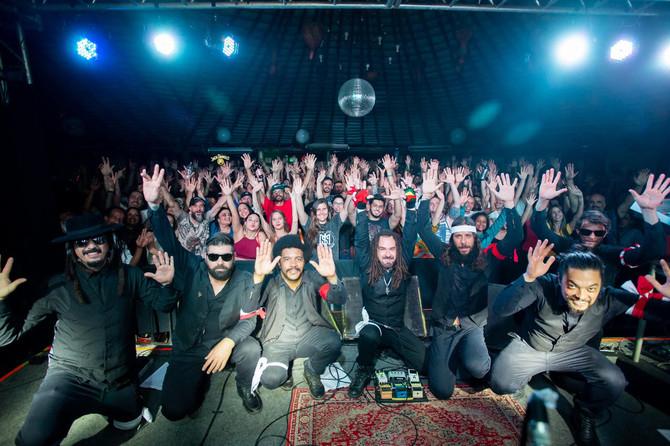 Banda Mato Seco se apresentou no Brasuca Bar em Campinas nesse sábado dia 19/10/2019