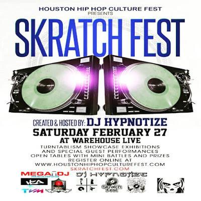 www.HoustonHipHopCultureFest.com