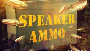 Cribba – Speaker Ammo