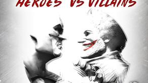 Cribba – Heroes VS Villains