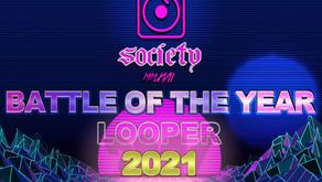 Skratch Society | DJ Hypnotize - Battle Of The Year 2021