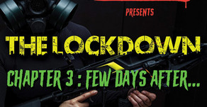 Skratch Nerds - The Lockdown Chapter 3 – Few Days After