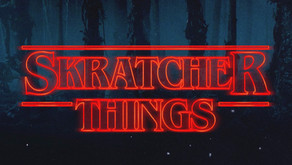 Paul Skratch x Wundrkut – Skratcher Things