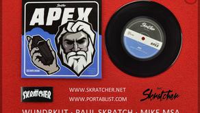 Skratcher – Apex 7″
