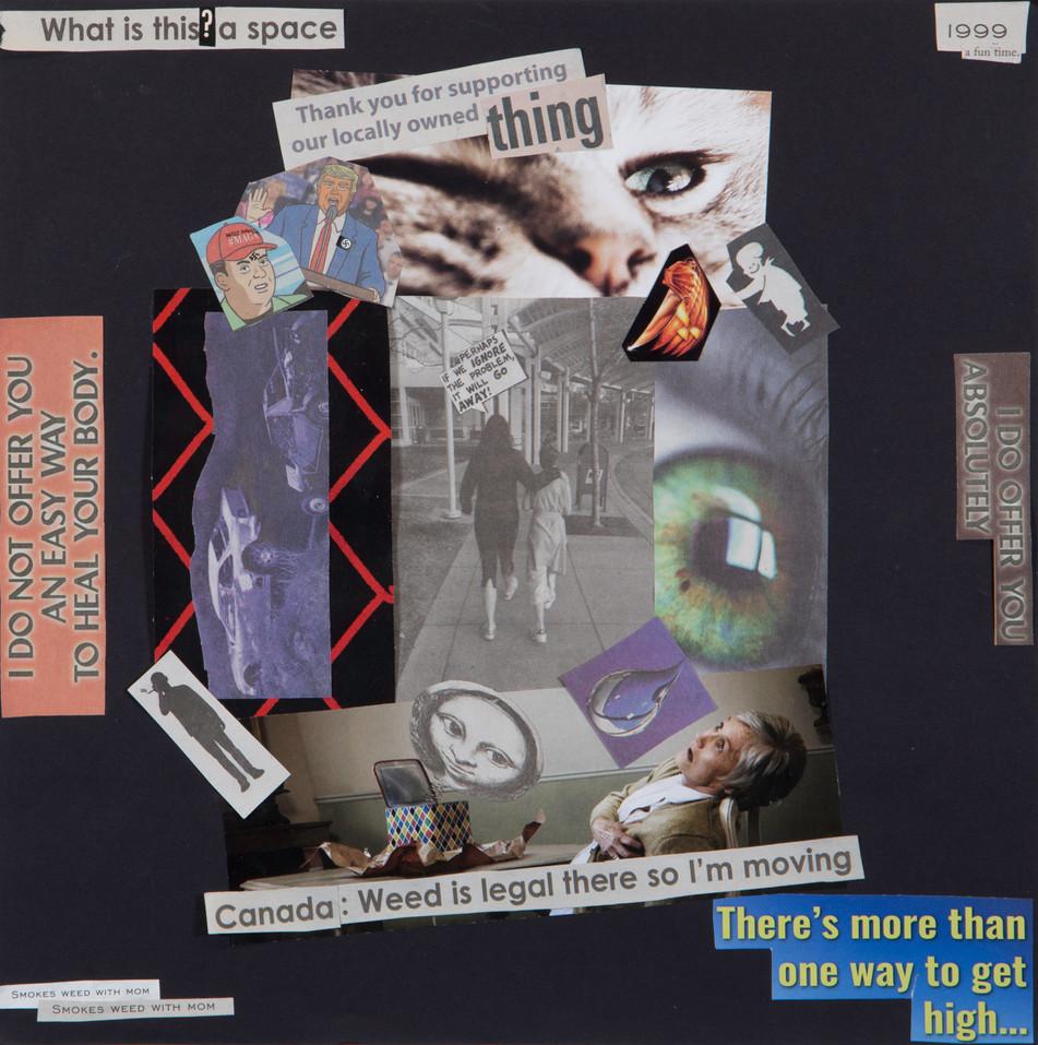War on Drugs Collage