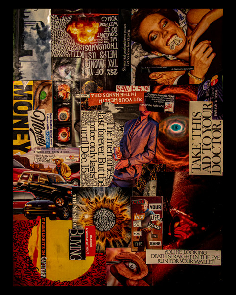 Capitalist Collage