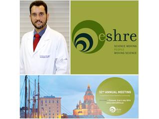 Dr. Vinicius participa do Congresso Europeu sobre Reprodução Humana.